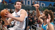 Orlando Magic guard J.J. Redick realizes that Tuesday night's game against the Charlotte Bobcats at Amway Center could be his final home game as a Magic player.