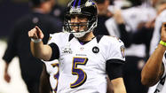 The Ravens are likely to meet with the agent for Super Bowl Most Valuable Player quarterback Joe Flacco this weekend at the NFL scouting combine in Indianapolis.