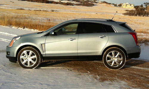 he 2013 Cadillac SRX is one of those rare vehicles that feels like a positive addition to my family life, making my daily journey just a bit more comfortable with every corner we take.