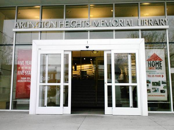 The Arlington Heights Memorial Library will host the village's first Teen Job Fair in March.