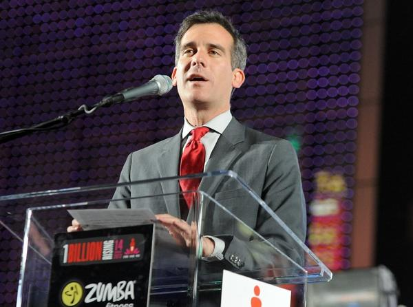 Los Angeles City Councilman and mayoral candidate Eric Garcetti was endorsed by The Times' editorial board.