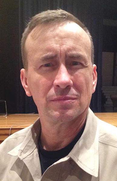 Retired U.S. Army Lt. Col. Dave Grossman spoke Monday night at seminar in Waynesboro, Pa., about violence in schools.