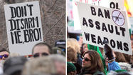 A Deeper Divide: The Gun Control Debate After Newtown
