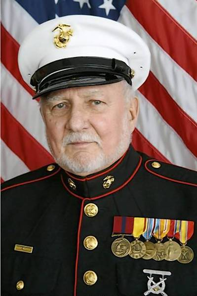 Attorney Joseph DuCanto was a Marine during World War II.