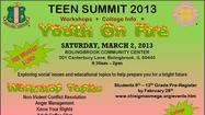 Please join the women of Alpha Kappa Alpha Sorority, Incorporated, Chi Sigma Omega Chapter as we host our 5th Annual Teen Summit.