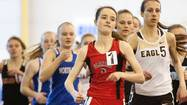 Glenelg's Nardone doubles-up on gold at 2A indoor track meet