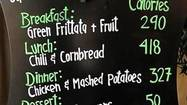 Menu labels may sway those who need them most