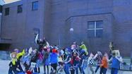 Penn seniors do Harlem Shake