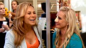 'Real Housewives of Beverly Hills' recap, Kim's post-nose job party