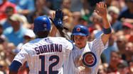 <strong>Two of the biggest stories in Cubs camp Monday</strong> involved Tony Campana and Alfonso Soriano. The former is leaving, while the latter would do so only grudgingly, and both represent object lessons for Cubs fans and management.