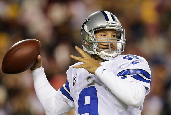 Tony Romo is 55-38 as the Dallas Cowboys' starting quarterback but has led the team to just one playoff victory.