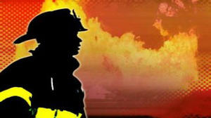 Boyle man cited for illegally burning