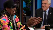 Dennis Rodman chokes up over Jerry Buss on 'The Tonight Show'