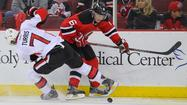 Ottawa Senators at New Jersey Devils