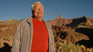 Gus Ayer, the former mayor of Fountain Valley and an avid environmentalist, died Wednesday night. He was 63.