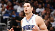 In the hours before a game, J.J. Redick sometimes has a gut feeling about how he'll play.