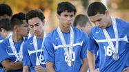 Pictures:  2012-13 Boys Varsity Soccer Season