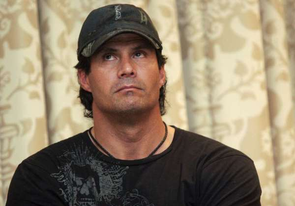 Jose Canseco has some interesting theories on the development of the earth.