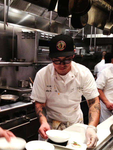 Chef Kris Yenbamroong of Night   Market.
