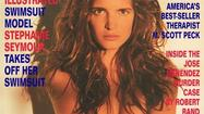 Supermodel Stephanie Seymour