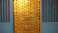 Federal Reserve gold bars