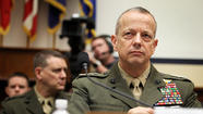 Marine Corps Gen. John Allen, the former commander of the U.S.-led coalition in Afghanistan whose nomination to lead NATO was delayed last year while investigators probed his e-mails to a Florida socialite, has retired from the military.