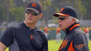 The Orioles announced a set of front office promotions Tuesday, most notably naming Orioles Hall of Famer Brady Anderson vice president of baseball operations. Anderson's former title was special assistant to the director of baseball operations.