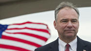 Pictures: Sen. Kaine discusses sequestration