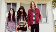 "Homegrown surf-rock sweethearts Beach Day -- not Beach House -- were featured in a Feb. 15 promo video for Victoria's Secret's 2013 bikini line. According to Radio-Active Records' <a href=""https://www.facebook.com/RadioActiveRecords/posts/434331026635398"" target=""_blank"">Facebook page</a>, this is the Hollywood trio's commercial debut."