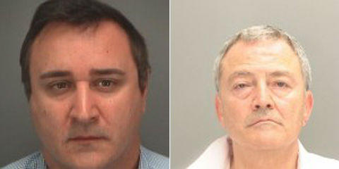 Photos: Harold James (l); Sam Baage / Pinellas County Sheriff's Office