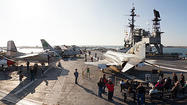 The Midway: A museum on an aircraft carrier