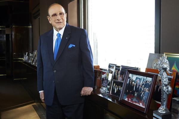 "Clive Davis is the focal point of ""Clive: Working for the Man in the Age of Vinyl,"" written by Davis' former employee Don Silver."