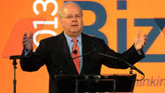 Karl Rove talks to Associated Builders and Contractors
