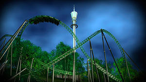Sweden's Liseberg plans Projekt Helix megacoaster for 2014
