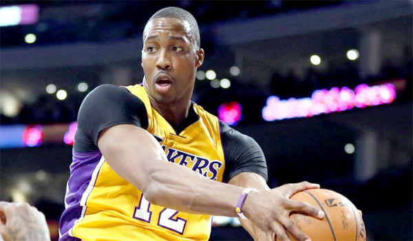 Lakers General Manager Mitch Kupchak says that despite the rumors circulating that Dwight Howard could be on the trading block the team has no intention of parting ways with the center.