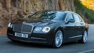 Bentley reveals all-new Flying Spur sedan ahead of Geneva debut