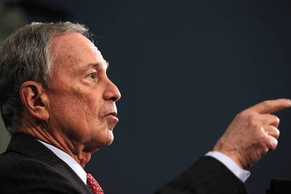 New York Mayor Michael Bloomberg, the billionaire, news mogul and despiser of large soda drinks, is spending at least $2.1 million here to determine who wins the 2nd Congressional District.