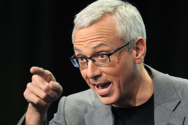 """Dr. Drew Pinsky worked with Mindy McCready on the third season of """"Celebrity Rehab With Dr. Drew."""""""
