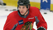 It's all systems go for <b>Daniel Carcillo,</b> and the winger is just waiting for coach <b>Joel Quenneville</b> to hit the launch button.