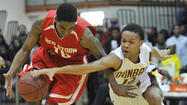 Daxter Miles' late 3-pointer lifts No. 2 Dunbar over No. 5 Edmondson for city title