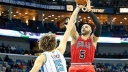 NEW ORLEANS — Joakim Noah didn't get much sleep during the All-Star Game break in Houston, but he could rest easy after going all out Tuesday night.