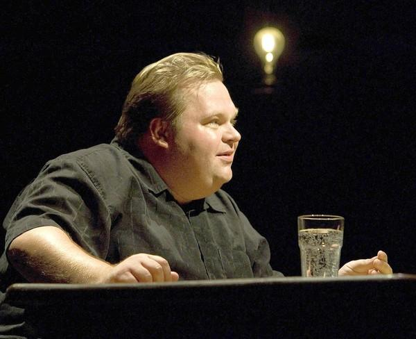 "Mike Daisey revised his ""Steve Jobs"" theater piece after a ""This American Life"" retraction."