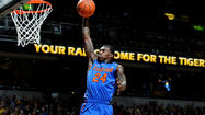 NCAA Basketball: Florida at Missouri
