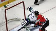 Blackhawks 4, Canucks 3 (SO)