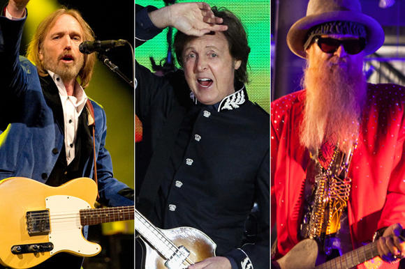 McCartney, Petty At Bonnaroo