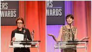 Hosted by Joel McHale with an all-star list of presenters that included Steve Martin, Shirley MacLaine and Russell Crowe, the 15th Costume Designers Guild Awards were handed out Tuesday evening in the International Ballroom of the Beverly Hilton.