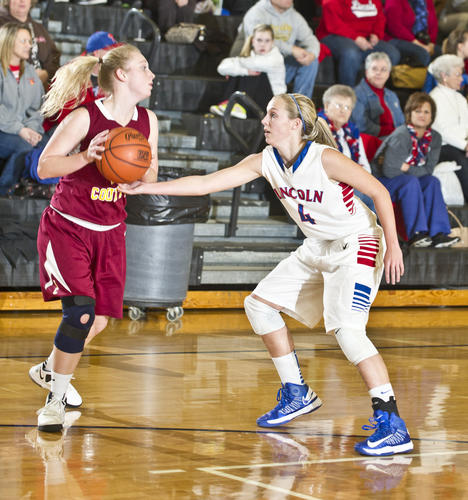 Photo Gallery: Lincoln County girls vs. Garrard County 021913 visit to purchase photos from this event visit http://amnews.mycapture.com