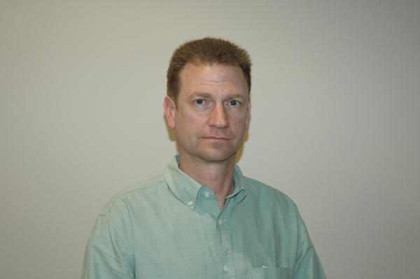 Kevin Clark was recently promoted to Petoskey News-Review's mailroom team leader.