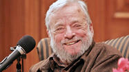 Stephen Sondheim Speaks at The Ridgefield Playhouse on Feb. 23