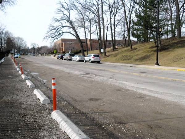 Glen Ellyn is planning a $1.9 million reconstruction of Crescent Boulevard near Glenbard West High School. By the time it's done in 2015, it'll be an entirely new road, with connected sidewalks and a landscaped median.